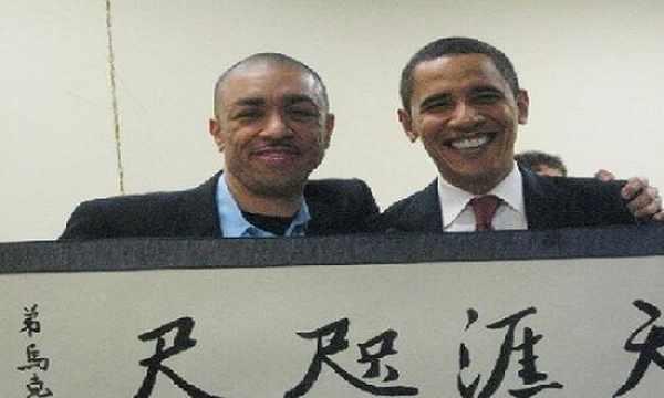 奥巴马亲弟弟娶河南媳妇住深圳,如今活成这样