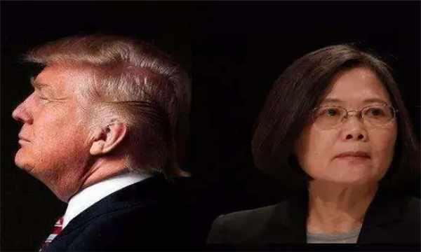 台湾跟着美国污名大陆,结果栽了,大快人心!
