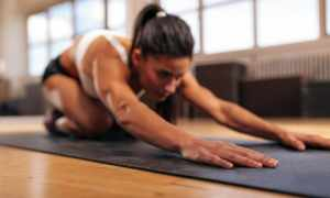 降低体脂率的4个方法,其中有氧运动最有效